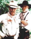 Lonesome Dove Robert Duvall & Tommy Lee Jones 8 x 10 Gloss Photo