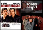 Donnie Brasco Poster Collage 12 X 18 POSTERS