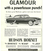 Hudson Car Ad 12 X 18 POSTERS