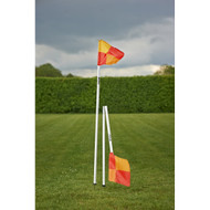 Mitre Foldable Corner Flags (pack of 4)