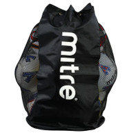 Mitre Mesh Football Bag (Fits 10)
