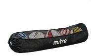 Mitre Tubular Football Bag (Fits 5)