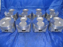 Pontiac Straight 8 Piston Set 1937-49 249, 268