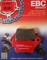 Pastillas de Freno Delantero EBC Brakes para F800/F700/XT660Z (FA181TT)