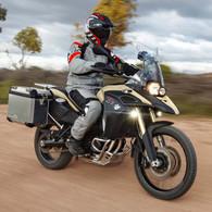 Arriendo Moto BMW F800GS Adventure