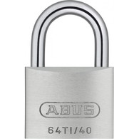Candado  Aluminio Macizo TITALIUM  Abus 64TI/30