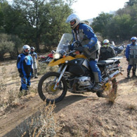 Curso de Manejo de Moto: Off Road Intermedio