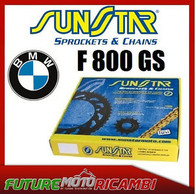 Kit Transmisión Sunstar F800GS
