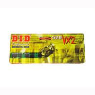 Cadena 520 DID VX2 O-Ring 124 (DID-520 DID-VX2-124)