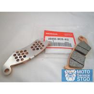 Pastillas de Freno Delantera Honda Transalp XL700 (HON-06456-MCB-612)