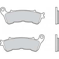 Pastillas Brembo de Freno Delanteras Honda Transalp XL700