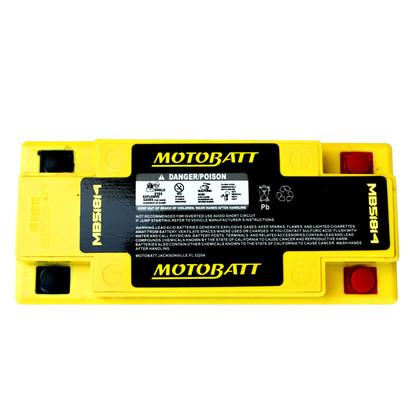 Batería Motobatt MB51814 (BAT-MB51814)