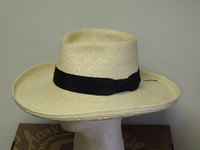 SunBody Palm Plantation Hat With Bow