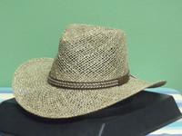 Black Creek 9006 Sea Grass Western Hat