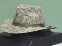 Black Creek 9017 Vented Sea Grass Hat