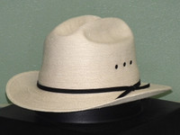 SUNBODY OPEN ROAD FINE PALM WESTERN HAT