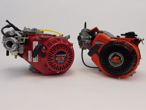 GX200 & LO206 Motor Comparison - Recreational Motorsports