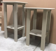 SIDE TABLE (DIFFERENT HEIGHTS)