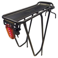 Tortec Supertour Rear Pannier Rack Black
