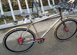"""Belty"" Rohloff Disc"