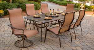 Agio Willowbrook Sling Furniture Collection