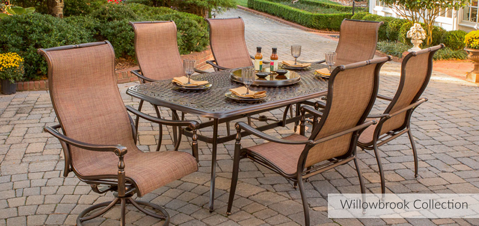 Willowbrook Sling Collection by Agio