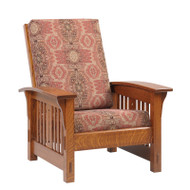 Amish Handcrafted 2000 Mission Morris Chair