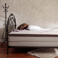 Amish Handcrafted Quiet Night Pillowtop Mattress