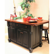 """IS-98  With waste can option. 3 Doors, 2 Drawers, 2 Adjustable Shelves Width 49"""" Depth 24.5"""" Height 34.5"""""""