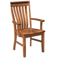 Amish Handcrafted Richmond Arm Chair