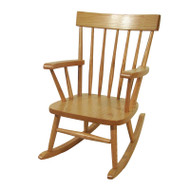 hardwood Comb Back Child's Rocker | Southern Outdoor Living in Kentucky