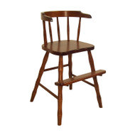 Amish Handcrafted #86 Wraparound Youth Chair