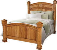 Amish Handcrafted Stettlers Bed