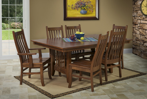 Amish Handcrafted Aurora Dining Collection