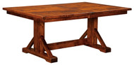 Amish Handcrafted Chesapeake Dining Table