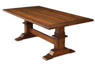Amish Handcrafted Chesterton Dining Table