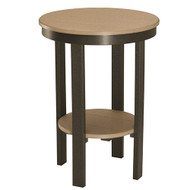 Round End Table I
