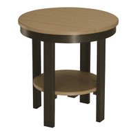 Round End Table III