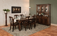 Amish Handcrafted Berkshire Dining Collection
