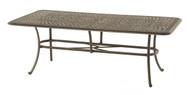 "Hanamint Bella 42""x84"" Rectangular Table"