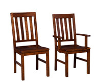 Amish Handcrafted Alberta Chair