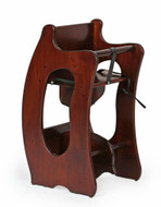 """Horse"" High Chair (Shown In Michaels Cherry)"