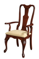 Amish Handcrafted New London Arm Chair