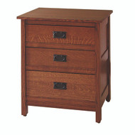 3 drawer night stand