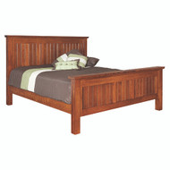 Country Mission Bed