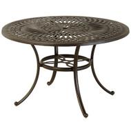 """Hanamint Mayfair 48"""" Round Table"""