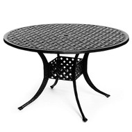 "Hanamint Newport 48"" Round Table"