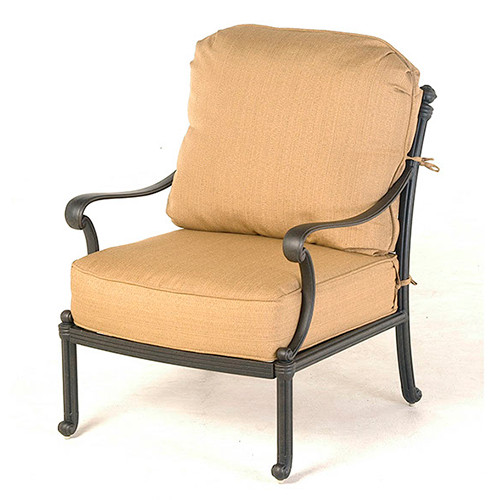 St Augustine Club Chair Southern Outdoor Furniture