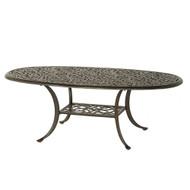 Hanamint Chateau Oval Coffee Table