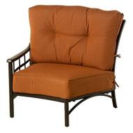 Hanamint Stratford Estate Crescent Right Chair